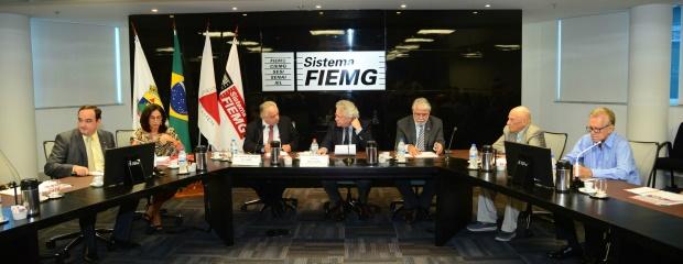 Cenário político nacional é tema debate na FIEMG com Paulo Delgado